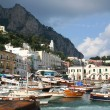 Italy. Island Capri - Stock Photo
