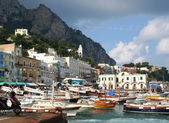 Italia. isla capri — Foto de Stock