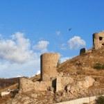 Crimea. Fortress in Balaklava harbor. — Stock Photo #1165515
