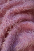 Pink wool background — Stock Photo