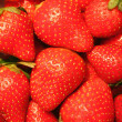 Royalty-Free Stock Photo: Strawberries background