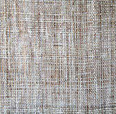 Sackcloth texture as background — Stock Photo