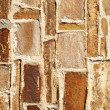 Abstract old stone wall as background — Stock Photo