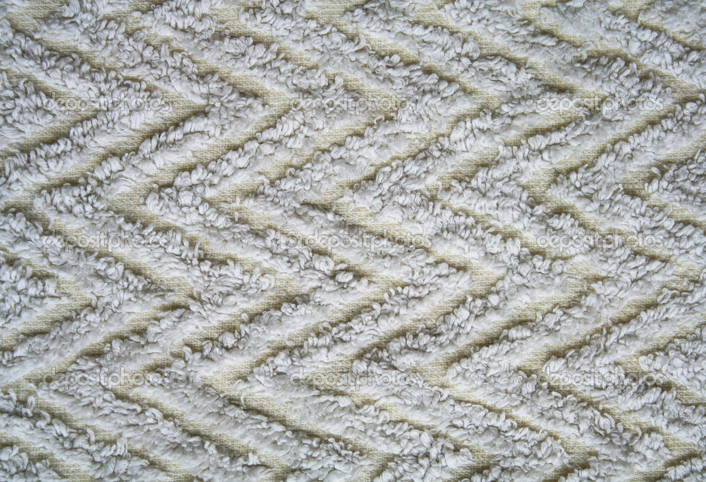 White knitted fabric can use as background   Stock Photo #1266495