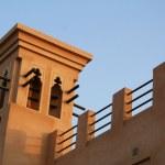 UAE. Ras Al Khaimah. Hotel — Stock Photo