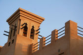 UAE. Ras Al Khaimah. Hotel — Stock Photo