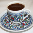 Turkey. Istanbul. A cup — Stock Photo