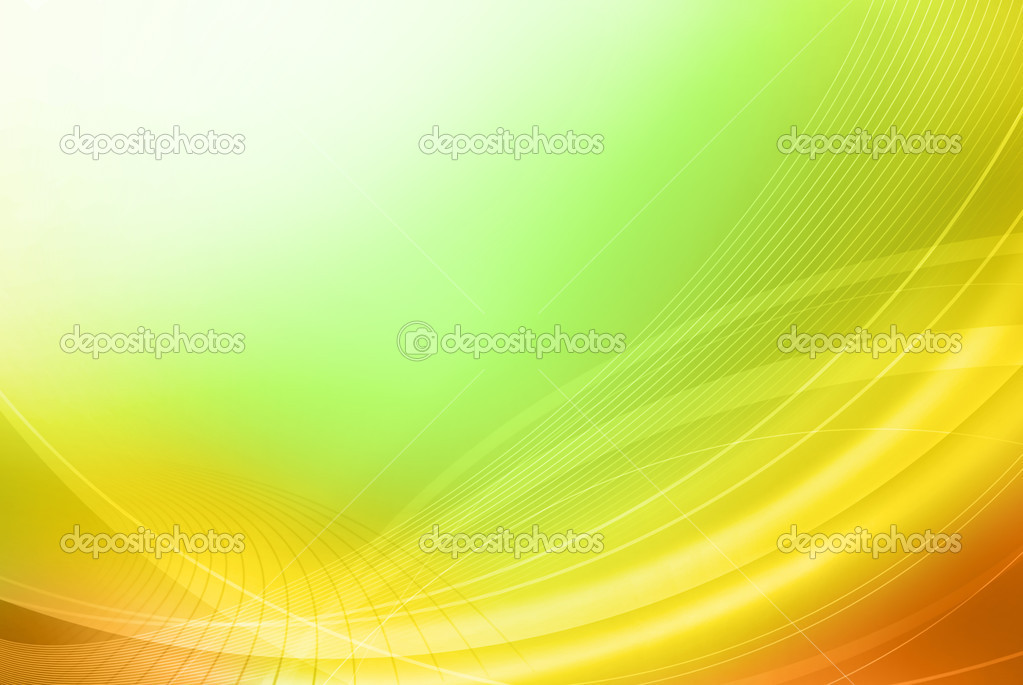 Bright abstract multi-coloured background with curves  Stock Photo #1153702