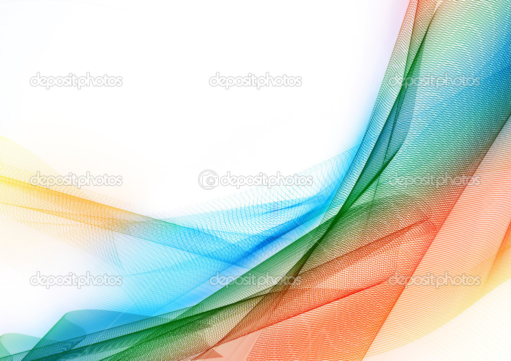 Abstract color background with copy space  Foto Stock #1157129