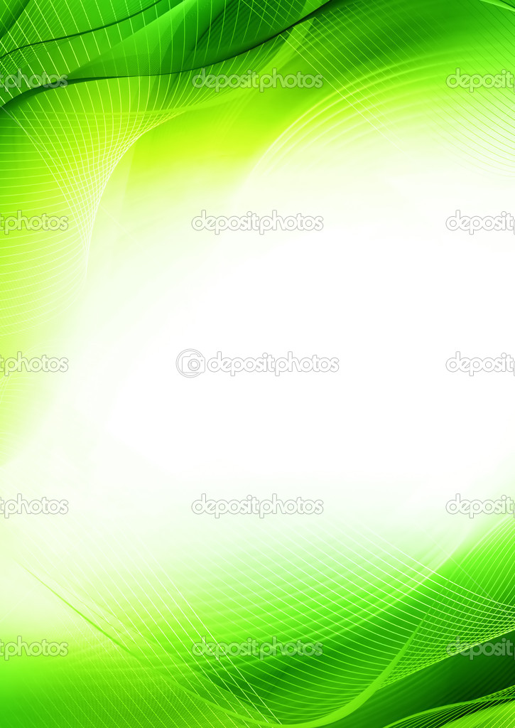 Abstract green background with copy space — Stock Photo #1220354