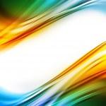 marco de color abstracto — Foto de Stock