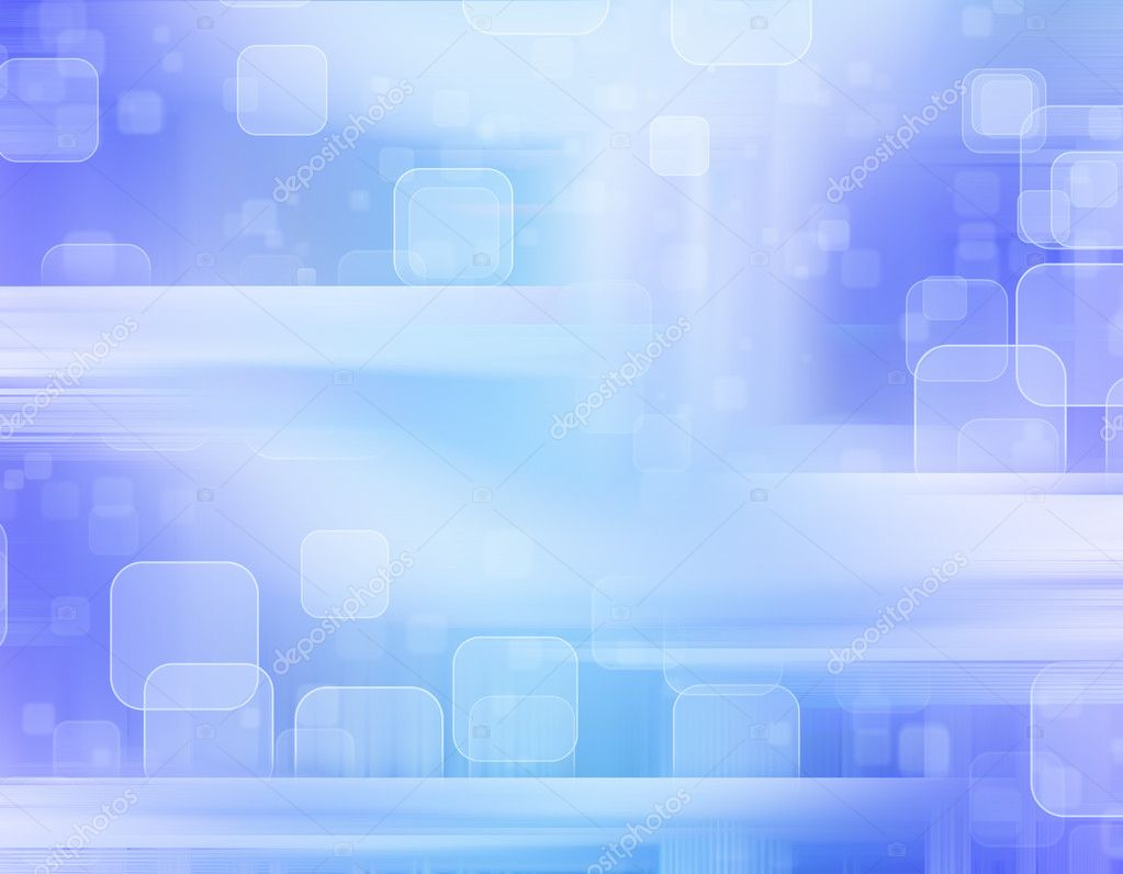 Abstract cold light blue background — Stock Photo #1361637