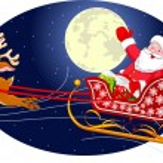 Santa — Stock Vector #1123648
