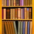 Bookshelf — Stock Vector #1196632
