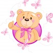 Teddy Bear — Stock Vector #1289749