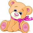 Vector de stock : Teddy Bear