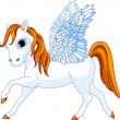 Vector de stock : Pegasus