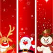 Christmas Banners — Stock Vector #1329845