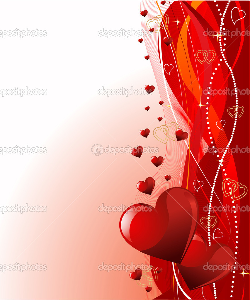 Grange vector Valentine  Stock Vector #1445252