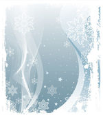 Snowing Background — Stock Vector