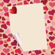 Valentine Background — Stockvector  #1695201