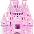 Magic Castle — Imagen vectorial