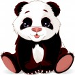 Royalty-Free Stock Vector Image: Baby Panda