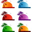 Palms — Stock Vector #2547928