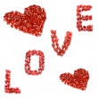 Love and heart — Stock Photo #1161403