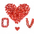 Foto de Stock  : Love and hearts