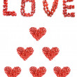 Stockfoto: Love and hearts