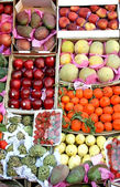 Various fruit — Stockfoto