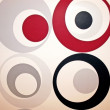 Stock Photo: Abstract circles