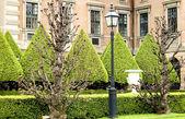 Royal garden — Stock Photo