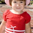 Cute little girl — Stockfoto #1263492