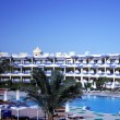 Resort Hotel on the Red Sea — Stock Photo #1267270