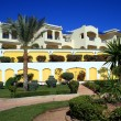 Stock Photo: Hotel in Sharm-el-Sheikh