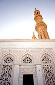 Muslim church in Hughada — Stock Photo
