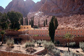 Monastery St. Catherine in Egypt — Stock Photo