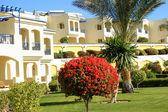 Resort in Sharm-el-Sheikh — Stock Photo