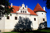 Bauska castle — Stock Photo