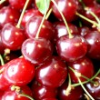 Juicy ripe cherry — Stock Photo #1295189