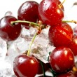 Fresh juicy cherry — Stock Photo #1295213