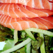 Royalty-Free Stock Photo: Juicy pieces of salmon