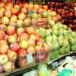 Asian fresh fruits - Stock Photo