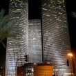 Stock Photo: Nightly Tel-Aviv