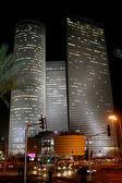 Nightly Tel-Aviv — Stock Photo