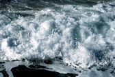 Suds of waves — Stock Photo