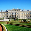 Rundale Palace in Latvia - Stock Photo