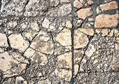 Stone brick wall texture tile — Stock Photo